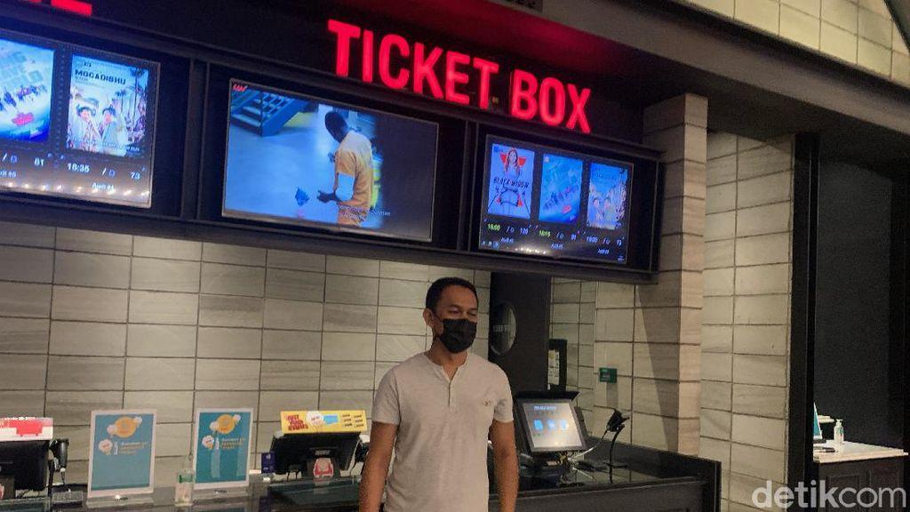 Kembali Beroperasi, Bioskop di Karawang Masih Sepi Pengunjung