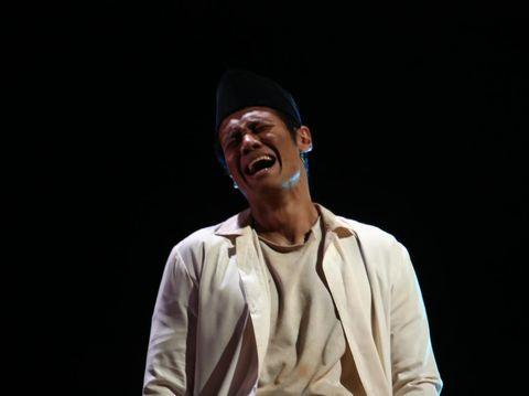 Chicco Jerikho dalam Monolog Amir, Akhir Sebuah Syair