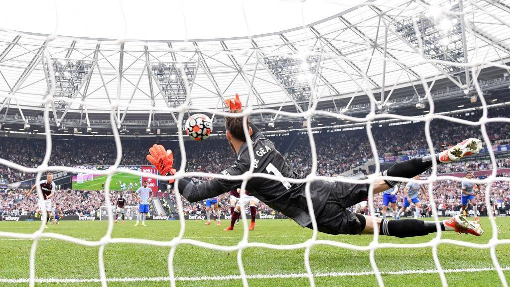 Usai Tepis Penalti, De Gea Sebut 3 Poin dari West Ham Amat Berarti