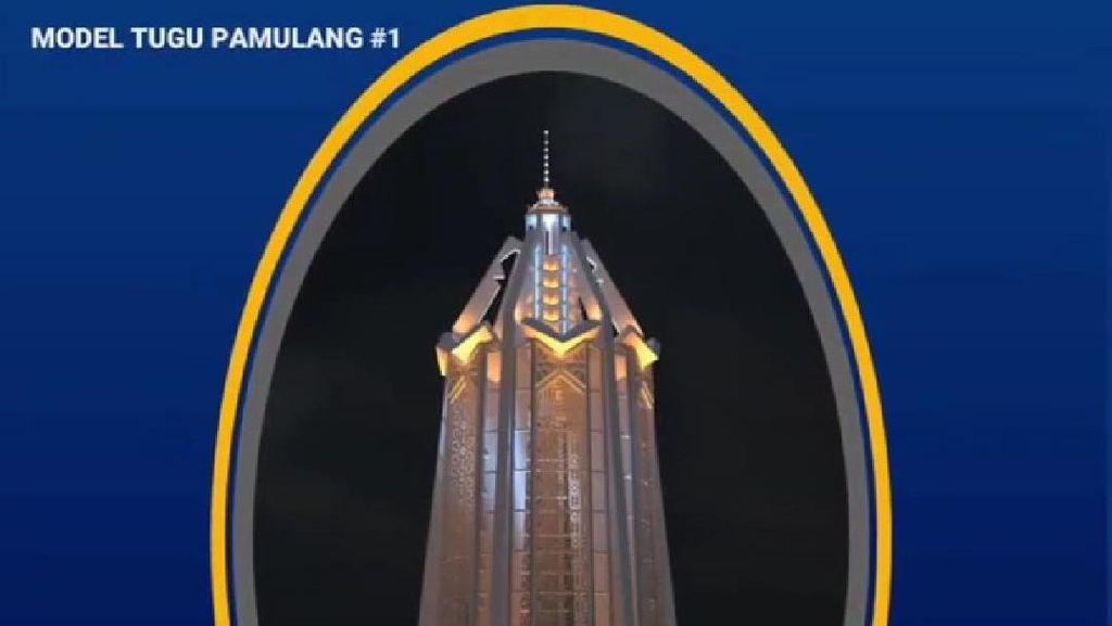 Tugu Pamulang Dibangun Oktober 2021 Usai Viral Disorot Warganet