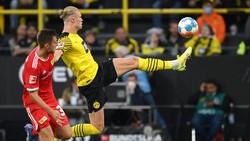 Video Gol Spektakuler Haaland ke Gawang Union Berlin