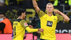 Dortmund Vs Union Berlin: Haaland Brace, Die Borussen Menang 4-2