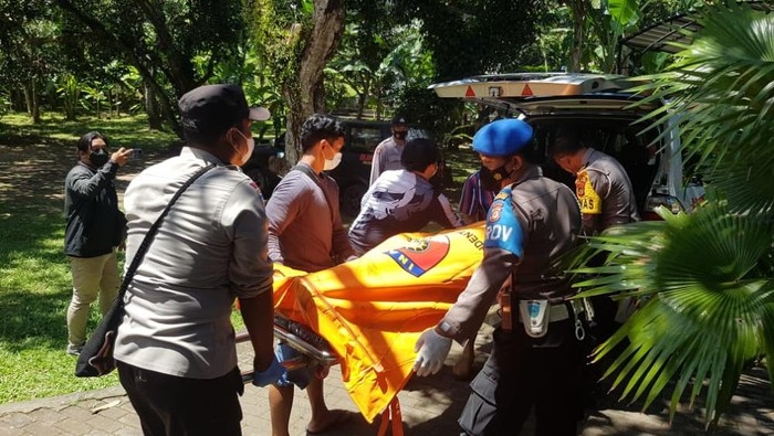 Evakuasi WN Kanada di Bali bunuh diri