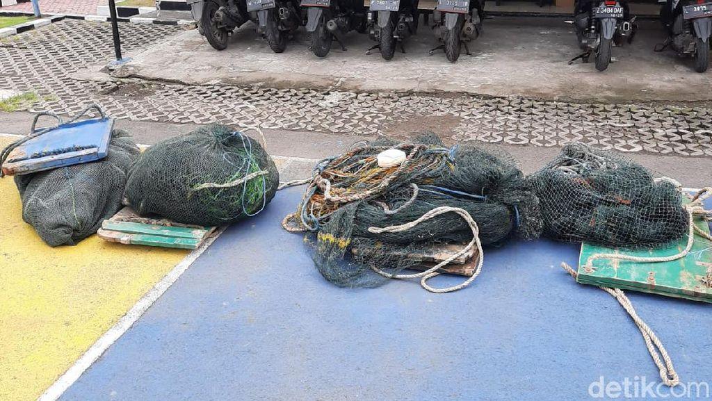 48 Kasus Illegal Fishing Terungkap di Jatim Selama 2021