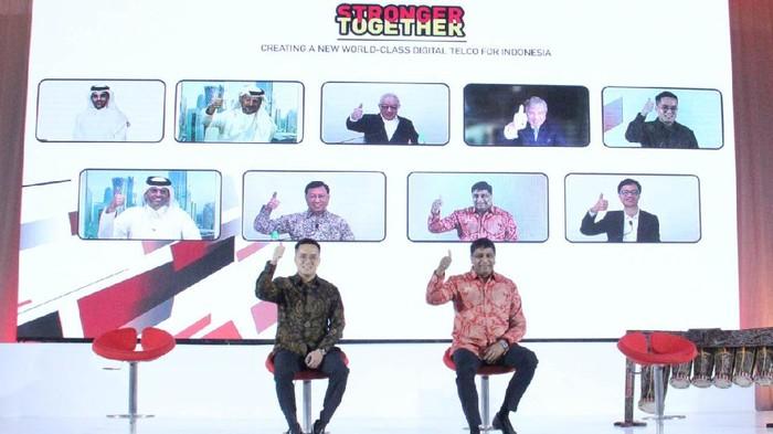 Indosat Ooredoo dan Hutchison 3 Indonesia (H3I/Tri) sepakat untuk melakukan merger. Penggabungan dua entitas ini diklaim terbesar di Asia.