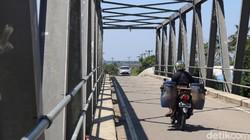 Potret Jembatan Jokowi di Ujung Utara Bekasi