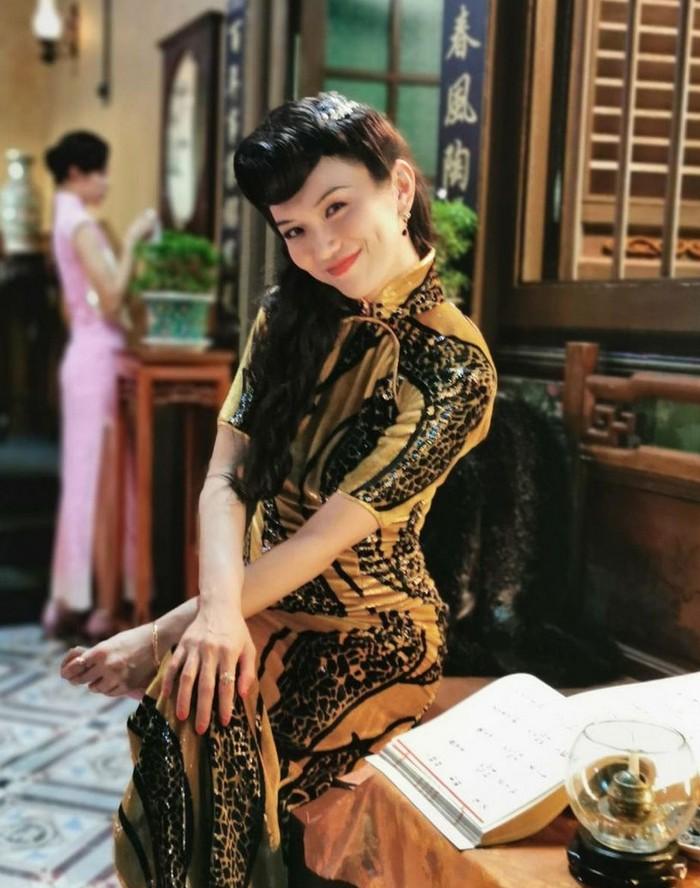 Joanne Peh pemeran Last Madame