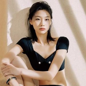 Populer di Squid Game, Ini Alasan Jung Ho Yeon Pindah Akting dari Modeling
