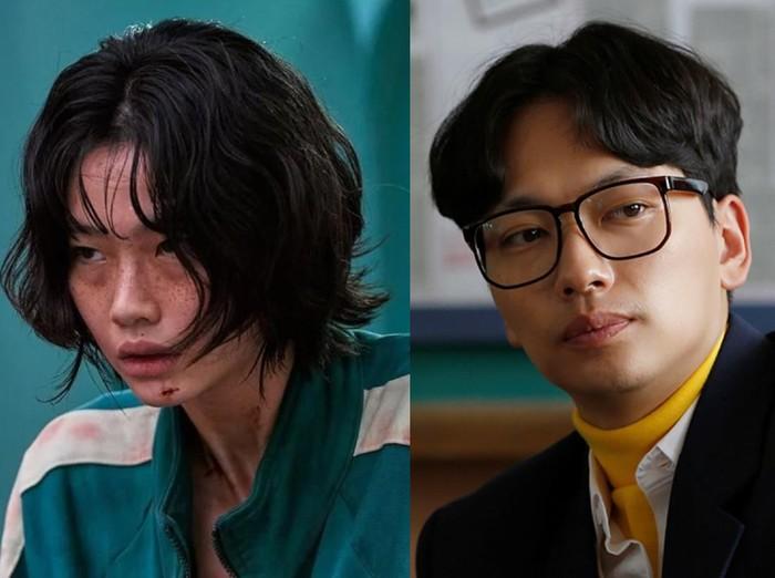 Jung Ho Yeon dan Lee Dong Hwi
