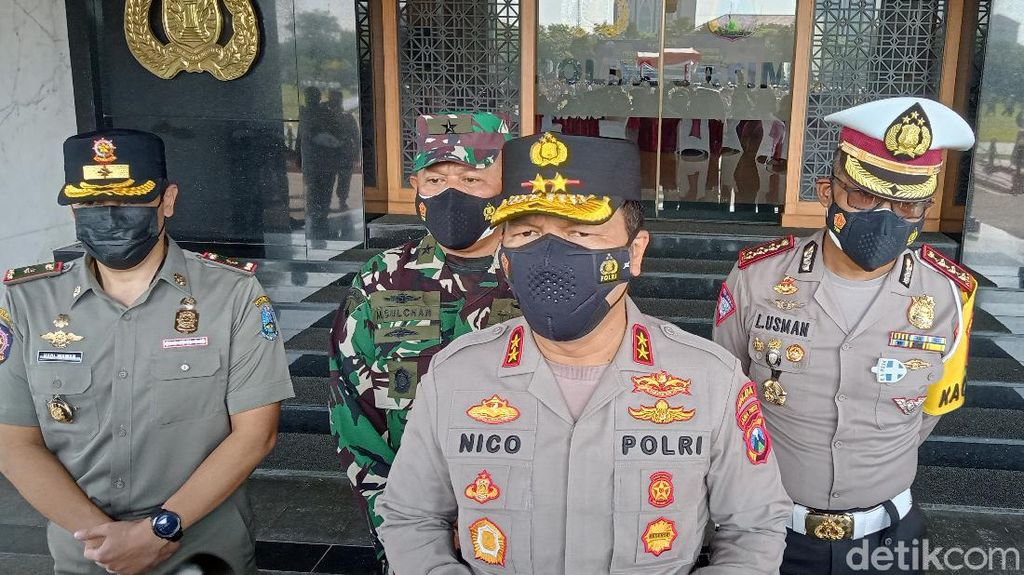 3.343 Personel Sasar Pelanggar Prokes Dalam Operasi Patuh Semeru