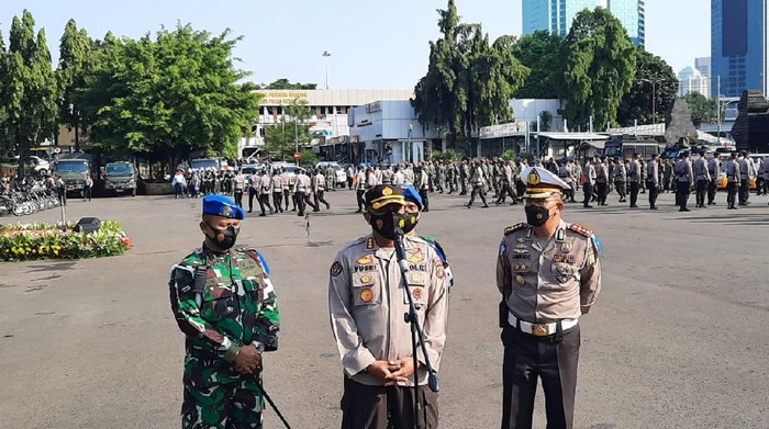 Kapolda Metro Jaya Irjen Fadil Imran meminta knalpot bising ditindak di Operasi Patuh Jaya