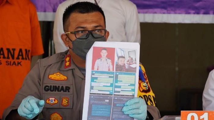 Kapolres Siak, AKBP Gunar Rahadiyanto (dok. Istimewa)