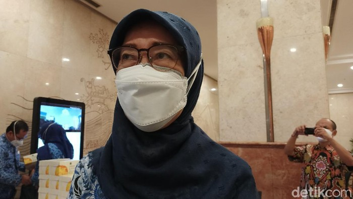 Kepala Dinas Kesehatan DKI Jakarta, Widyastuti.