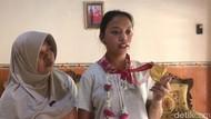 Khalimatus Sadiyah Pulang Kampung, Ibu Beri Kue Ultah dan Borong Soto