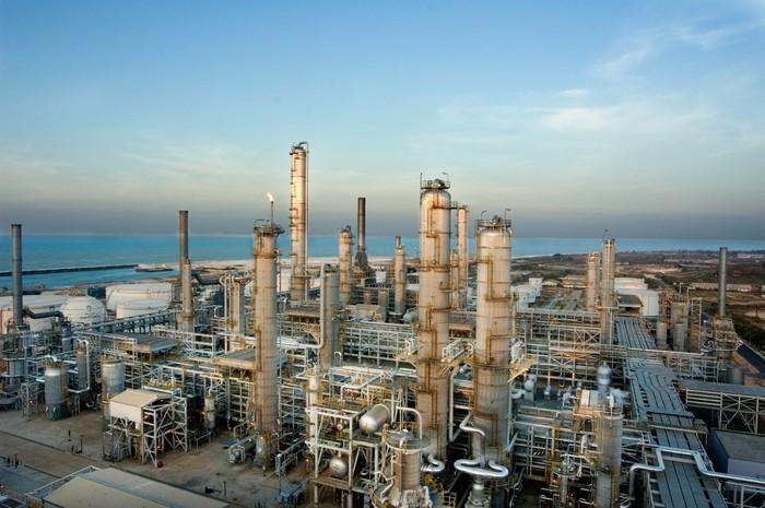 kilang PT Trans Pacific Petrochemical Indotama