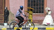 QR Code PeduliLindungi Belum Beres, Kota Tua Batal Buka buat Olahraga