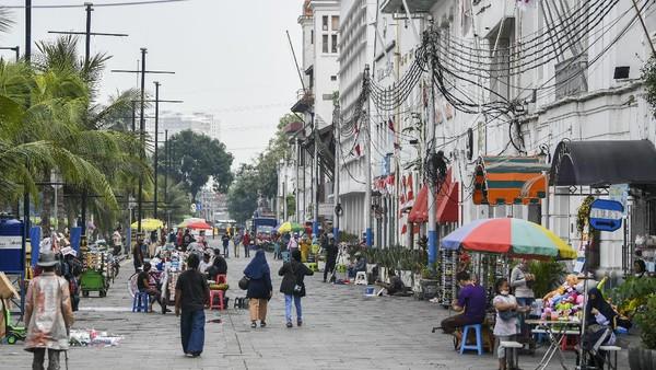 Kota Tua merupakan cikal bakal lahirnya Kota Jakarta saat ini.