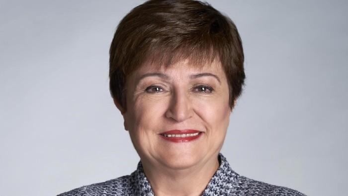 Kristalina Ivanova Georgieva