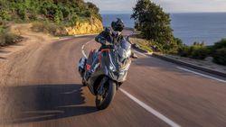 Kymco Luncurkan DTX 125, Motor Matic Adventure yang Siap Hajar Honda ADV