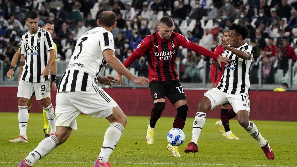 Mental Juventus Bermasalah!