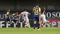 Verona Vs Roma: Pasukan Mourinho Tumbang 2-3