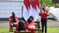 Jokowi Perintahkan Menpora Bangun Training Camp untuk Atlet Difabel