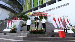 Rusun Pasar Rumput yang Dipuji Jokowi: Dibangun Pusat-Dihibahkan ke DKI