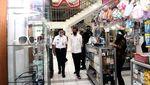 Duet Jokowi-Anies Resmikan dan Blusukan di Rusun Pasar Rumput