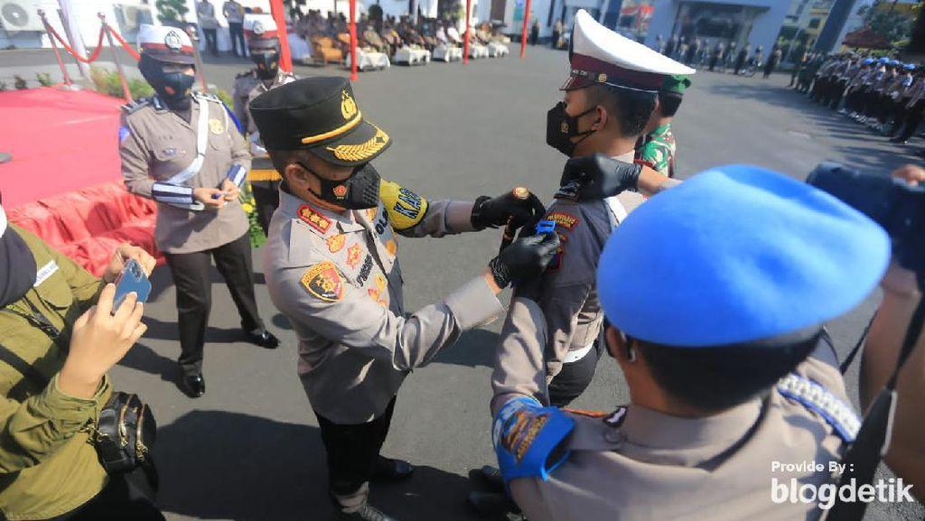 Awas! Operasi Patuh Semeru di Surabaya Sasar 4 Hal Ini, Apa Saja?