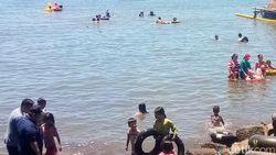 Belum Resmi Dibuka, Obyek Wisata di Situbondo Sudah Diserbu Wisatawan