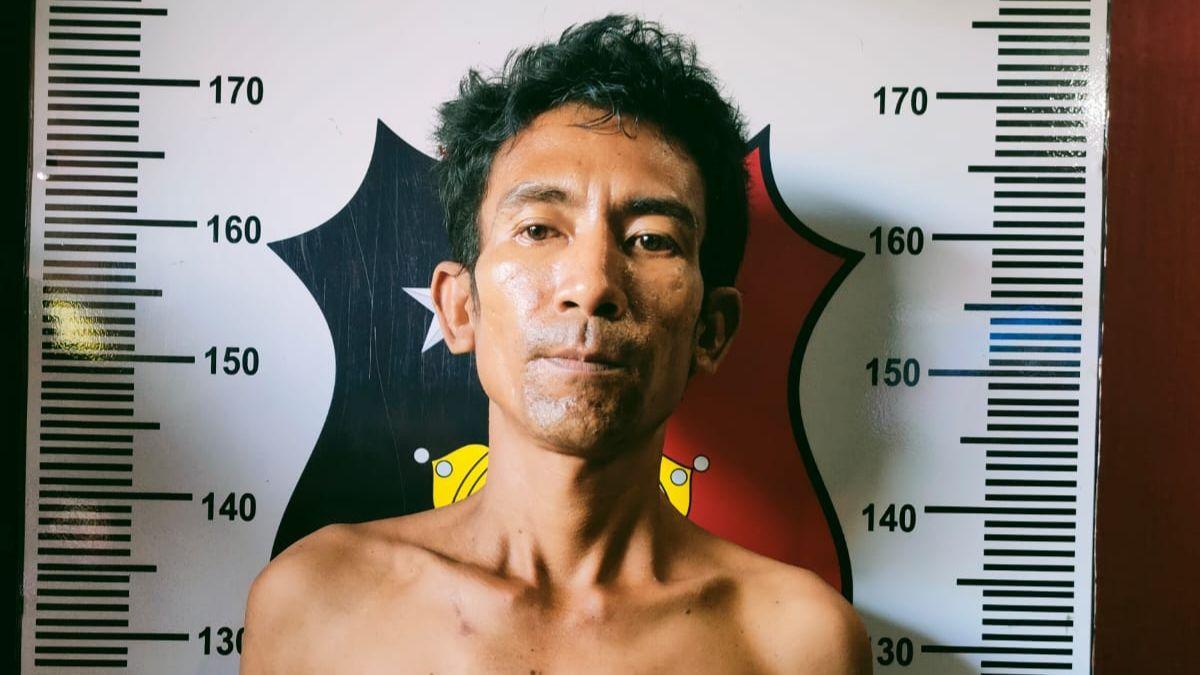 Pelaku penyerangan ustaz di Batam