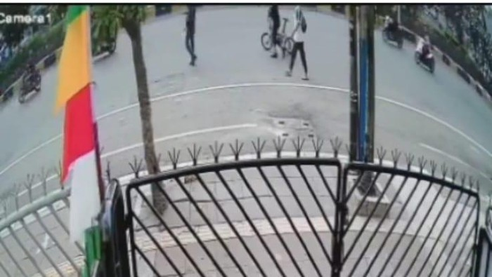 PNS dijambret di Jl Gajah Mada, Jakbar, pelaku ditangkap