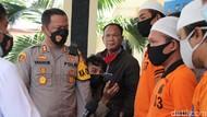 Penjual Jamu di Magetan Ditangkap Karena Jual Obat Kuat Tak Berizin Edar