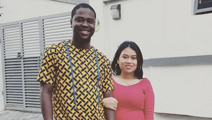 Pria Afrika Menikahi wanita Sunda