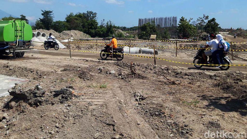 Ini Wilayah di Kulon Progo yang Terimbas Proyek Tol Yogya-Solo-Bandara YIA