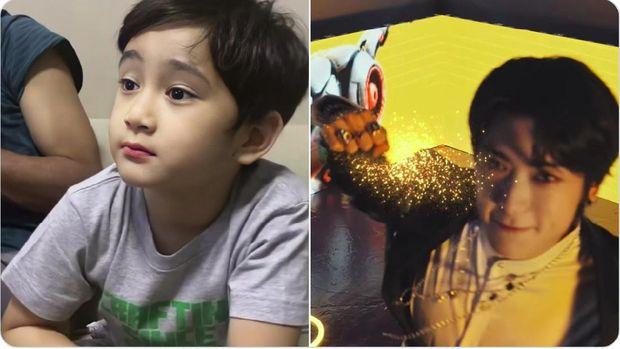 Rafthar disebut mirip Jaehyun NCT