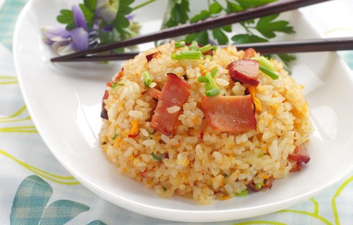 Resep Nasi Goreng Beef Bacon