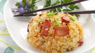 Resep Nasi Goreng Beef Bacon yang Gurih Harum Buat Sarapan