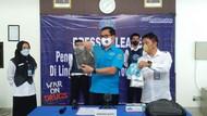 Sembunyikan Setengah Kg Sabu di Sandal, Kurir Narkoba Ditangkap BNN Banten
