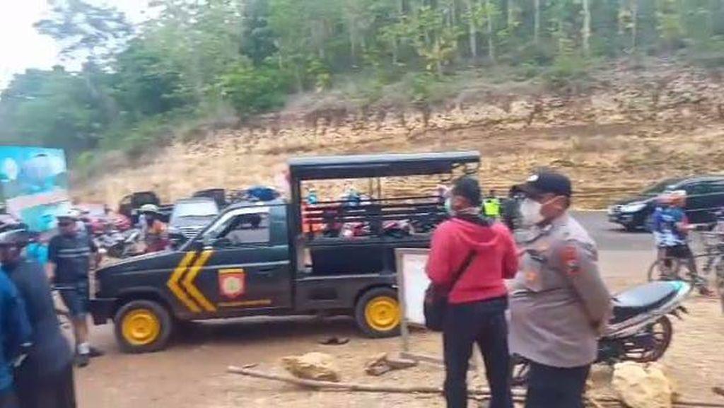 Pemkot Malang Minta Maaf soal Wali Kota Sutiaji Gowes Masuk Pantai Selatan