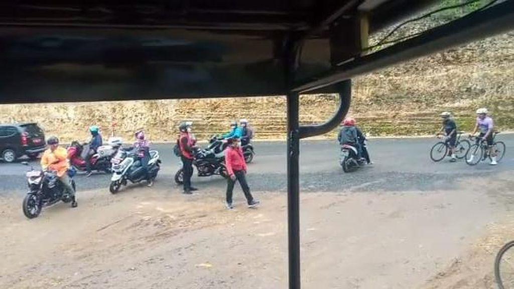 Gowes Wali Kota Malang Sutiaji Diduga Langgar PPKM Dilaporkan ke Polisi
