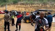 Viral Rombongan Gowes Pemkot Malang Paksa Masuk Pantai Malang Selatan