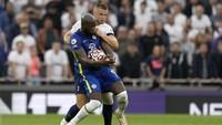 Duh, Romelu Lukaku Masih Memble Lawan Tottenham