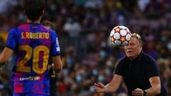 Raih Trofi Liga Champions? Barcelona Mencoba Realistis