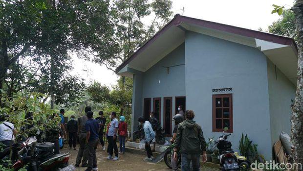 Rumah di Banjarnegara yang digunakan untuk prostitusi