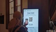 Jokowi Minta PeduliLindungi Dihubungkan Dengan Aplikasi Luar Negeri