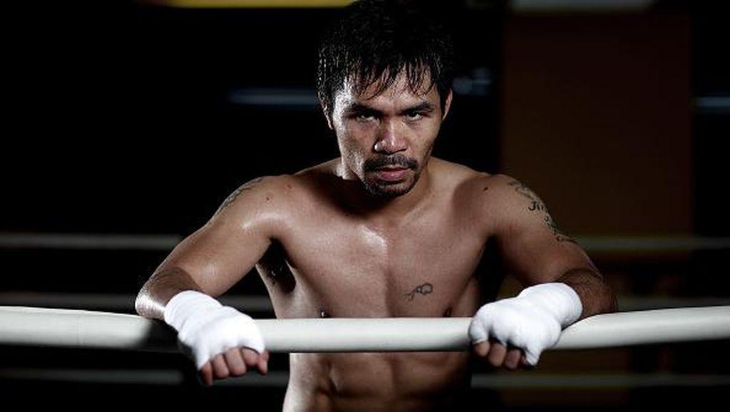Sosok Manny Pacquiao, Legenda Tinju Dunia yang Siap Jadi Capres Filipina