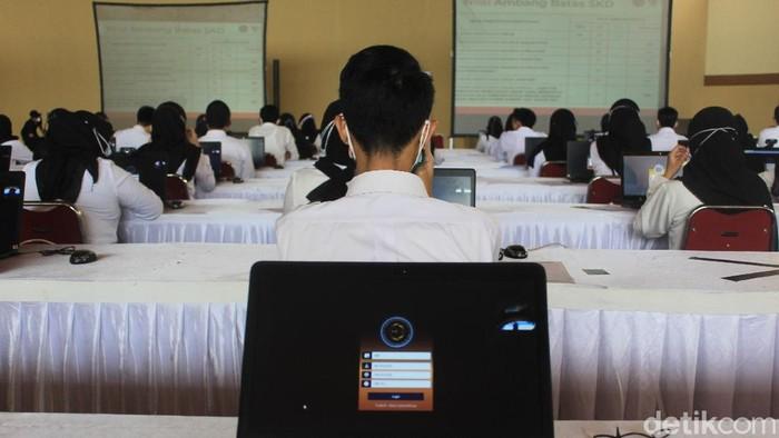 Tes CPNS di Kabupaten Bandung