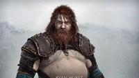 Wujud Thor God of War Ragnarok Mengagetkan Banyak Fans