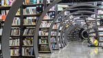 8 Potret Toko Buku Paling Indah di Dunia, Bikin Betah!
